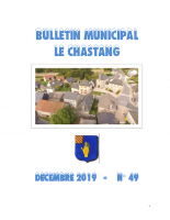 Bulletin Municipal Décembre 2019